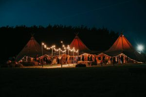 Party Planning Tips Tipi