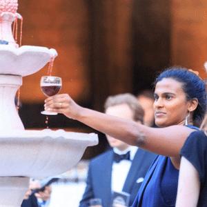 Champagne Fountain Hire