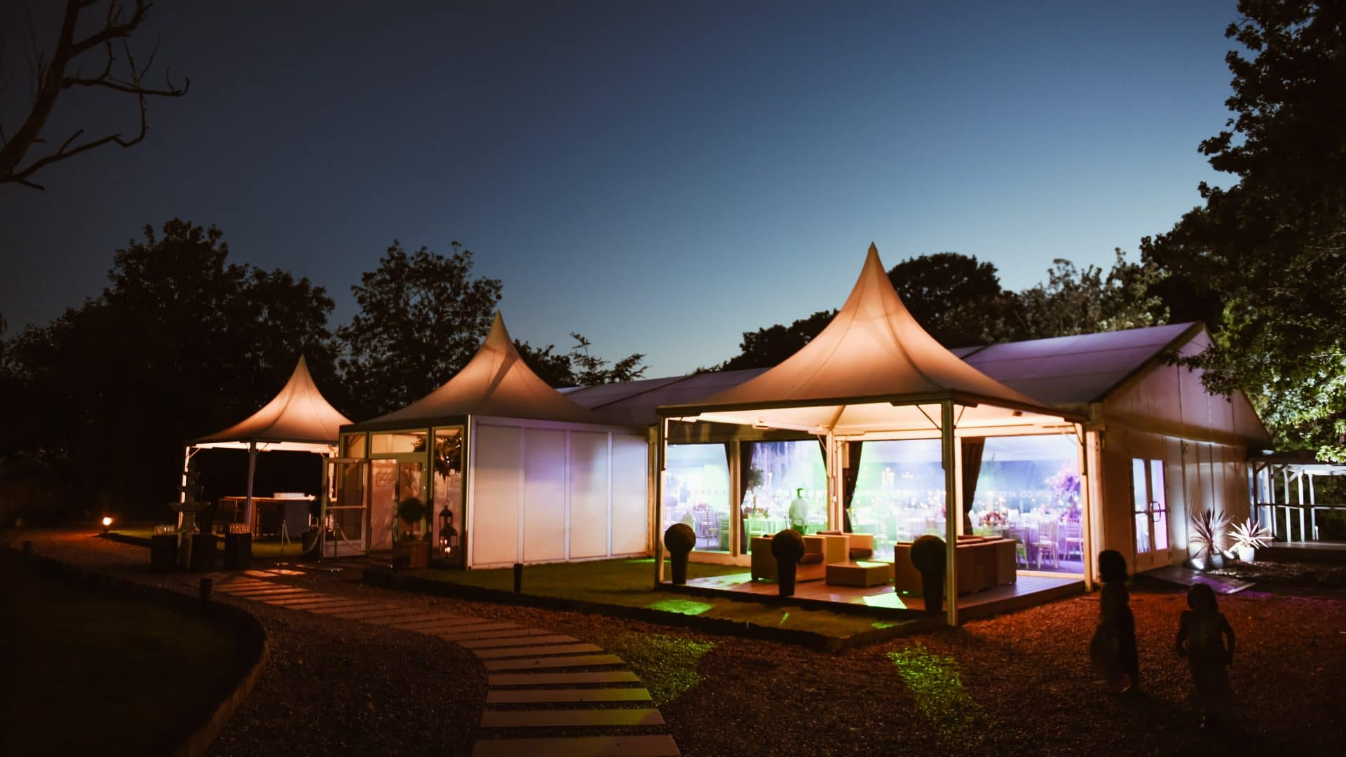 themed events marquee